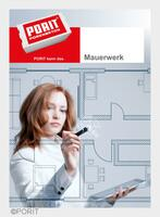 PORIT - Broschüre zu Porenbeton-Mauerwerk