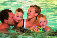 Schön entspannt: Wellnessurlaub für Familien