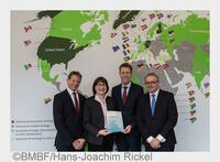 Neue Allianz für Biologisierung industrieller Prozesse