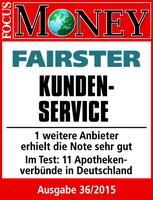 "LINDA ist ""Fairster Apothekenverbund"""