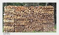 HKI: Brennholz - Ausreichende Vorräte und konstante Preise