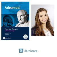 Moderne Perspektiven auf das Fach Latein: Interview mit Adeamus!-Autorin Melanie Schölzel