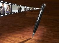Somikon Full-HD-Kamera im Kugelschreiber DV-1080.FHD V2