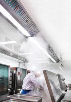 Fett- und Geruchsabbau mit effizienter UV-Technologie