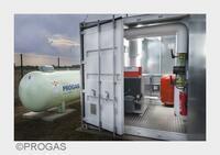 Wie das Gas mobil wurde - PROGAS informiert über die Geschichte des Flüssiggases.