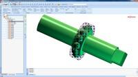 Neue Materialmodelle für erweiterte nichtlineare Simulationen in Marc 2015
