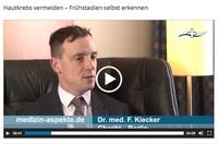 Hautkrebs vermeiden - ein Videointerview