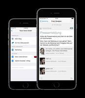 TeSoN Mobile App für iOS bietet Intranet to go