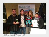 Birds and Trees ist mit Patchie Kultur- und Kreativpilot 2015