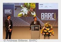 Qlik: Zwei Projekte im Finale des BARC Best Practice Award 2015 für Business Intelligence und Analytics