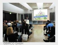 Großer Andrang auf dem 2. BIRCO Fachforum Regenwassermanagement