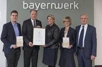 Der beste Ort, um zu lernen  Auszubildende geben dem Bayernwerk ein besonderes Gütesiegel - Bayernwerk erhält Zertifikat für Ausbildungsqualität