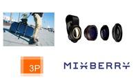 Mixberry SelfieMania Zubehör jetzt bei 3P