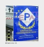 Goldenes EPA-Qualitätssiegel für Düsseldorfer Parkhaus