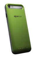 """Power im Gepäck / BOOMPODS """"powercase i6"""": Schlanke, widerstandsfähige Hülle mit integriertem 3100 mAh Akku für das iPhone 6/6S"""
