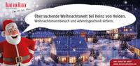 Heinz von Heiden-Weihnachtswelt