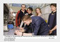 HDBW-Praxistag bei Knorr-Bremse in München