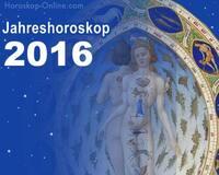 Das kostenlose Jahres-Horoskop 2016 bei Horoskop-Online.com