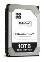Western Digital Corporation bringt die weltweit erste heliumgefüllte 10-TB-Festplatte mit PMR auf den Markt