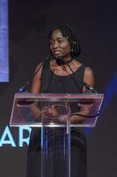 """Dr. Auma Obama mit"""" Human Rights Award"""" für ihr Engagement geehrt"""