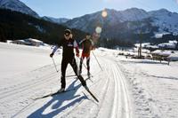 """""""Skiwandern"""" kommt ins Laufen"""