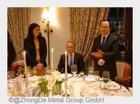 Oberbürgermeister von Jieyang mit Investoren in Heidelberg