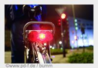 Licht am Rad - sicher durch die dunkle Jahreszeit
