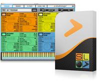 Studiologic SL Editor: Innovativer Software-Editor für Mac / PC bietet umfangreiche Konfigurationsmöglichkeiten für Masterkeyboard SL88 Grand