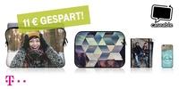 Adventsgeschenk beim Telekom Mega-Deal   caseable Schutzhüllen für Ihr mobiles Lieblingsgerät auswählen oder selbst  designen