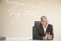 Peter Klingenburg von T-Systems Multimedia Solutions ist neuer Vorsitzender im Beirat von THE DIGITALE