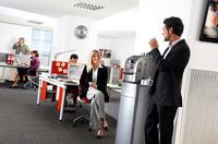 editho AG analysiert: Kaffee als Motivator und Gesundheitskick am Arbeitsplatz