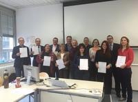 Projektmanager für Fördermittel schließen IHK-Kurs erfolgreich ab