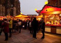 Verkaufsoffener Sonntag NRW und Weihnachtsmarktbummel