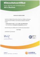 komma,tec redactions Beitrag zum Umweltschutz