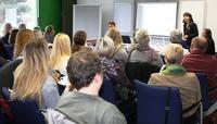 IBB: Vortrag über das Aufenthalts- und Bleiberecht von Flüchtlingen