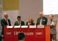 Arbeitswelt 4.0 - Ohne Menschen geht es nicht - Human Resources als weiterer Themenschwerpunkt auf der CeBIT 2016