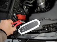 GTÜ-Wintertipps: Auf volle Batterieladung achten!