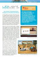 Virtuelle Konferenz mit 16 Sprechern aus zehn Ländern
