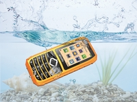 simvalley MOBILE Outdoor-Handy XT-680, wasserdicht IP67
