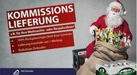 Entspannte Weihnachtsfeiern mit A&O Kommissionslieferung