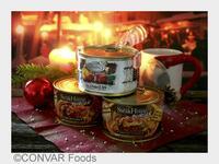 Hingucker unterm Weihnachtsbaum: Kulinarische Dosen-Specials von Conserva