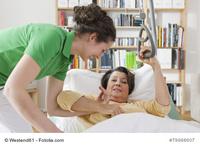 Wenn nach dem Sturz die Pflegebedürftigkeit beginnt