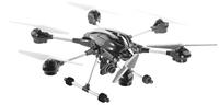 Simulus Hexacopter GH-60.clv mit Kamera und Fernbedienung