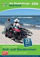 """""""Die Mecklenburger Radtour"""": Neuer Katalog listet erstmals Radreisen mit GPS-Unterstützung"""