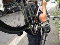 CycleALARM - Der Fahrrad-Diebstahl-Alarm !
