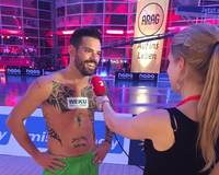 "Mit Stefan Raab ins kalte Wasser: Salamander Partner WEKU als Sponsor beim ""TV Total Turmspringen"""