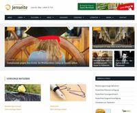 """Online-Journal """"Jenseite"""": Von der Zeit des Miteinanders"""