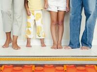 Fußbodenheizung kostenlos zu Hause testen und behalten