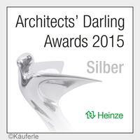 """Silber für Käuferle beim Architects"""" Darling Award 2015"""