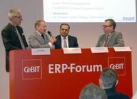 Das Internet der Dinge und Industrie 4.0 erfordern andere Datensicherheitskonzepte - Podiumsdiskussion auf CeBIT 2016 gibt Tipps für den Mittelstand